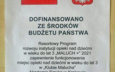 Program Maluch+